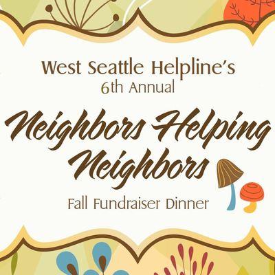 2015 Neighbors Helping Neighbors Dinner & Auction - West