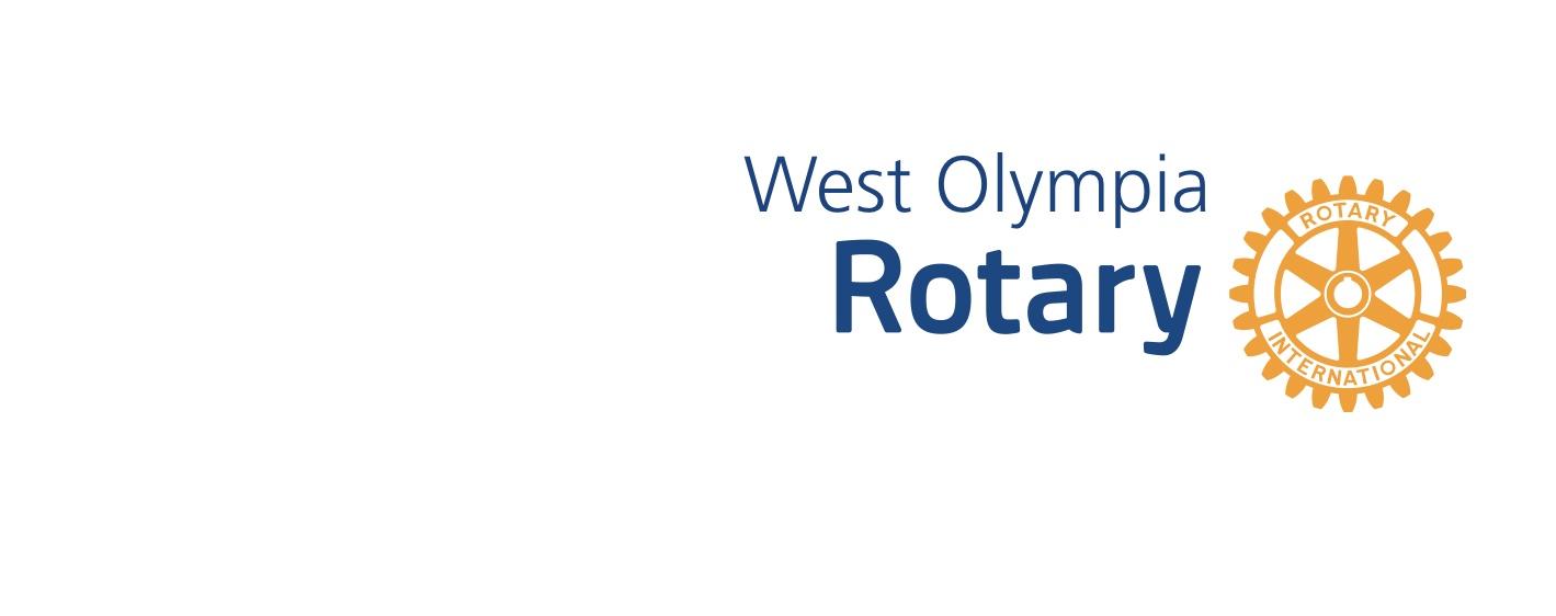 West Olympia Rotary club